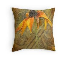 Indian Summer Throw Pillow