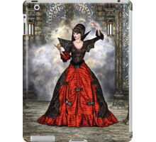 Lady Vamp iPad Case/Skin
