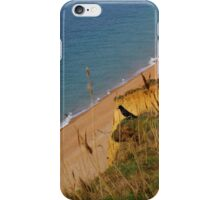 View From The Cliff iPhone Case/Skin