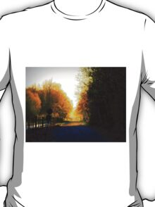 Quiet of the morning T-Shirt