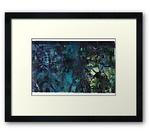 Sea Spray #1 Framed Print