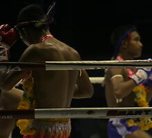 before the first punch by Colinizing  Photography with Colin Boyd Shafer