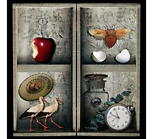 Time and the Riddle Photographic Print