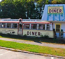 Vermont Diner by Wanda-Lynn