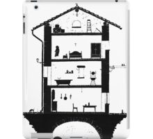 Architecture of italian home iPad Case/Skin