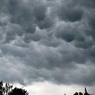 'Mama' clouds by loralea
