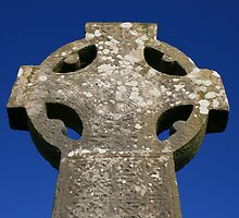 Kilfenora Celtic cross by John Quinn