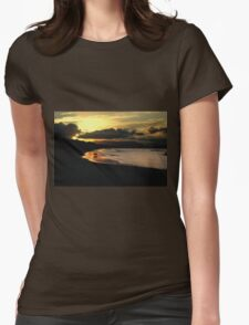 ~One Last Dip~ Womens Fitted T-Shirt
