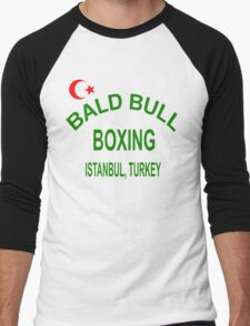 Punch-Out!!! Bald Bull Boxing Men's Baseball ¾ T-Shirt