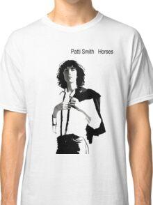 Patti Smith 2 Classic T-Shirt
