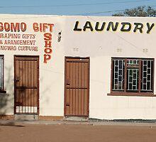 The Shops, Botswana Style by Adrian Paul