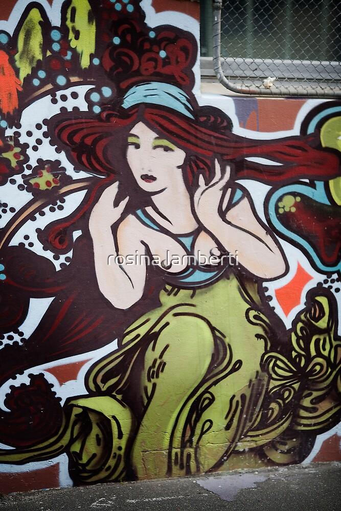 graffiti Around Melbourne - 2009 by Rosina  Lamberti