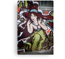 graffiti Around Melbourne - 2009 Canvas Print