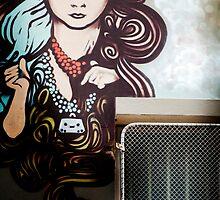 Melbourne Graffiti  Calendar 2011 by Rosina  Lamberti