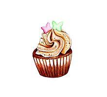 I love cupcakes! Photographic Print