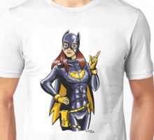 Hey there, Batgirl! Unisex T-Shirt
