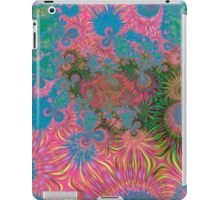 Abstract Art Corals iPad Case/Skin