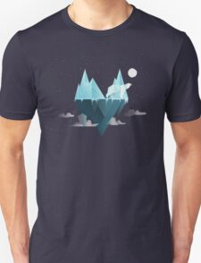 Low Poly Polar Bear T-Shirt