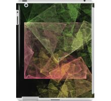 Abstract Art Cubic Space iPad Case/Skin