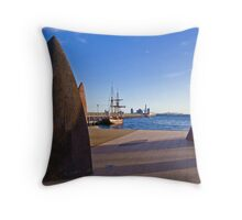 Geelong Waterfront Throw Pillow