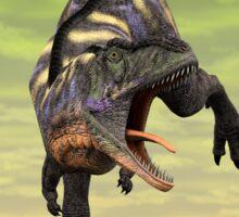 Dinosaur Aucasaurus Sticker