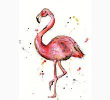 Priscilla the flamingo Unisex T-Shirt