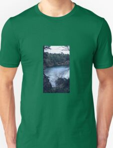 Blue Pool Nature View T-Shirt