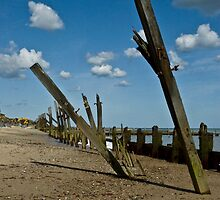 Happisburgh by laurav