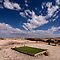 13th tee....Coober Pedy golf course by Hans Kawitzki