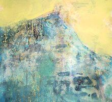 Hillside Facing the Sun by John Fish