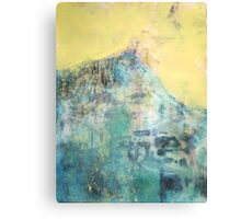 Hillside Facing the Sun Canvas Print