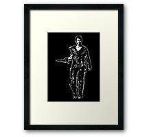 Rockatansky Framed Print