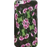 Rosas Moradas 2 Kaleidoscope 1 iPhone Case/Skin