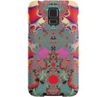 Red Meditation Samsung Galaxy Case/Skin