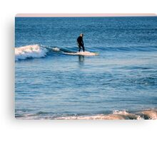 Hanging Ten Canvas Print