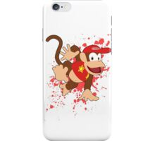 Diddy Kong- Super Smash Bros iPhone Case/Skin