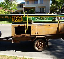 Go Warney! Mosman Park by TheLazyAussie