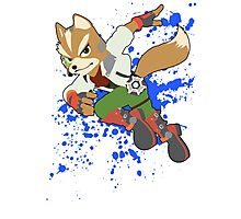 Fox - Super Smash Bros Photographic Print