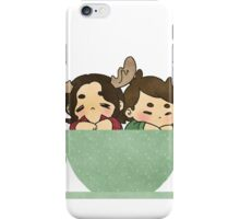 winchester in a cup  iPhone Case/Skin