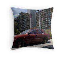 Brownlie Towers Tableau, Bentley Throw Pillow