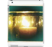 one flame iPad Case/Skin