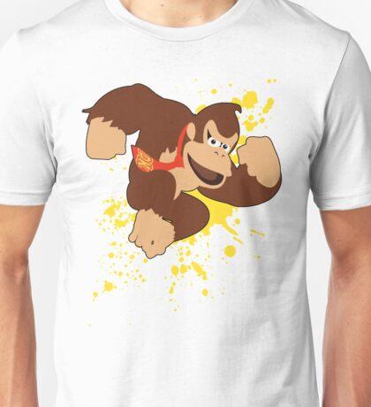 Donkey Kong (DK) - Super Smash Bros Unisex T-Shirt
