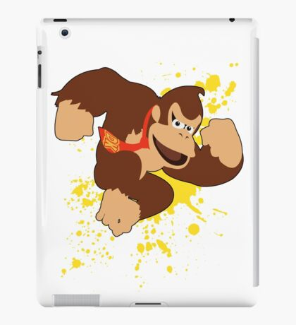Donkey Kong (DK) - Super Smash Bros iPad Case/Skin