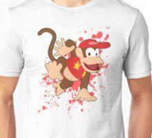 Diddy Kong- Super Smash Bros Unisex T-Shirt