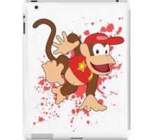Diddy Kong- Super Smash Bros iPad Case/Skin
