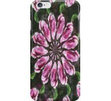 Rosas Moradas 2 Kaleidoscope 2 iPhone Case/Skin