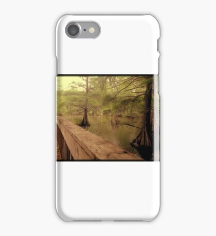 swamp life iPhone Case/Skin