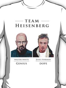 Team Heisenberg T-Shirt