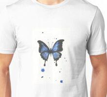 Inky butterfly Unisex T-Shirt