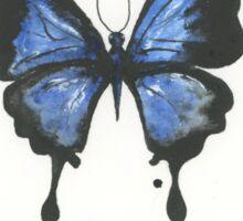 Inky butterfly Sticker